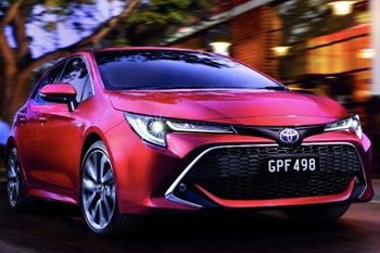 Behind the wheel of the All-New Corolla Hatch. What is all the hype about? Image