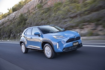 Toyota Has Record Hybrid Sales Image