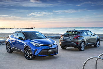 Toyota Expands Hybrid Range to Eight Models Image