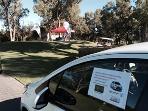 Make a Difference WA - 2015 Thrifty Car and Truck Rental Corporate Charity Golf Classic