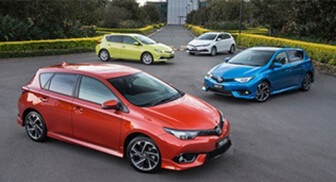Select your Fleet size from Kalamunda Toyota