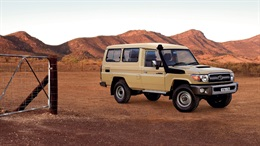 LandCruiser Farming Fleet