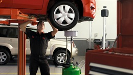 Fleet Maintenance & Tyres